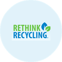 Rethink Recycling Imgae Circle