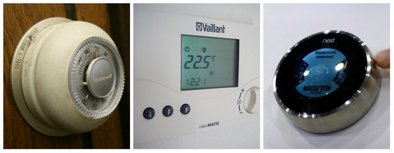 Thermostats _collage