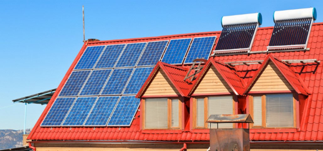 Solar Panels And Solar Water Heating What Makes Them