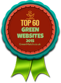 TOP 60 Green Websites 2015