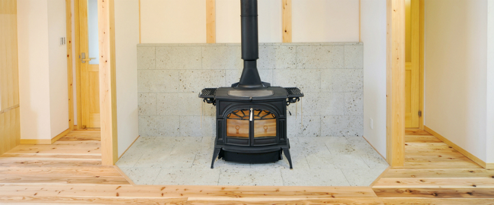 Gas Heater: Solution for Summer House