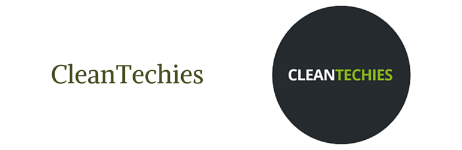 Clean Techies Small Logo