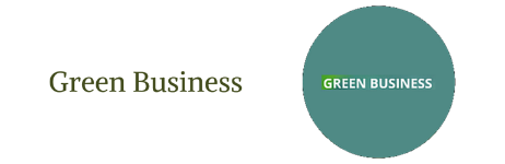 Green Business Small Logo