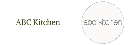 Logo ABC Kitchen