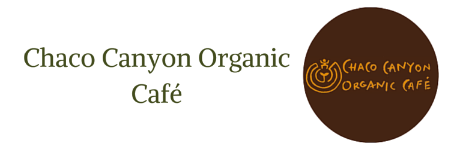 Logo Chaco Canyon Organic Cafe
