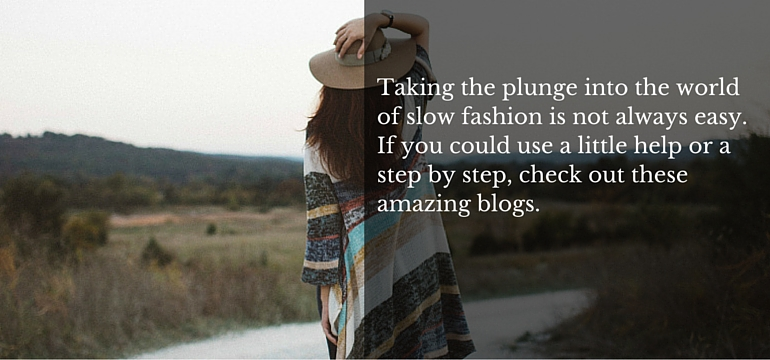 The 50 Best Blogs On Sustainable Fashion | GreenMatch