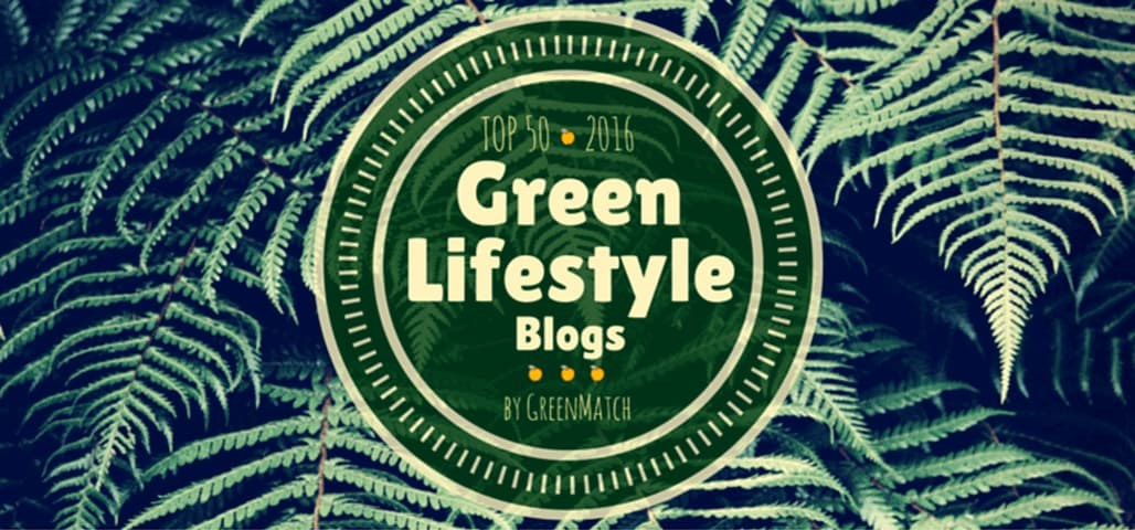 Best Green Lifestyle Blogs 2016