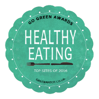 Go Green Awards 2016: Food Edition