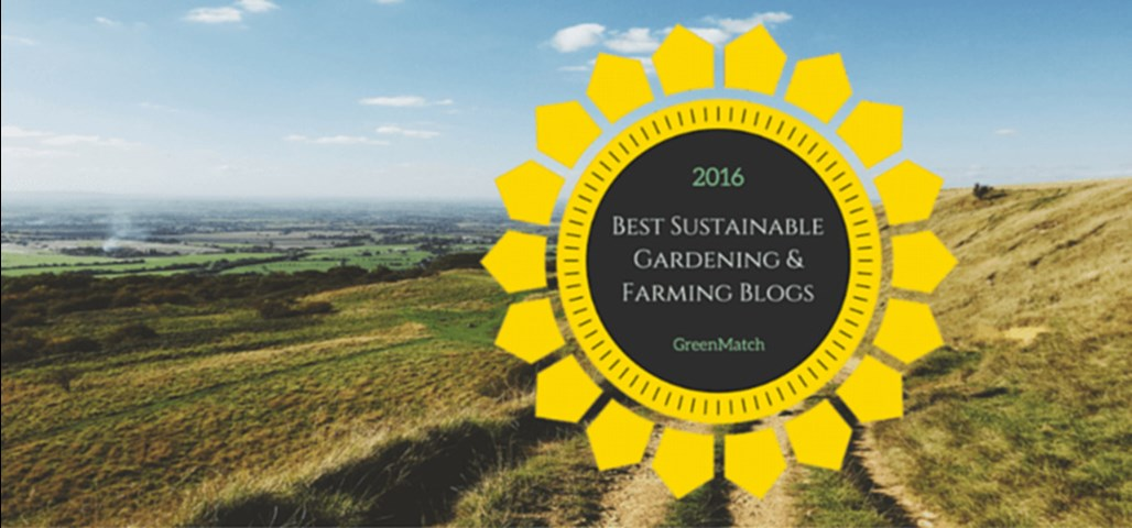 Top Sustainable Gardening and Farming Blogs 2016