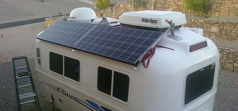 Solar Panels For Caravans Greenmatch