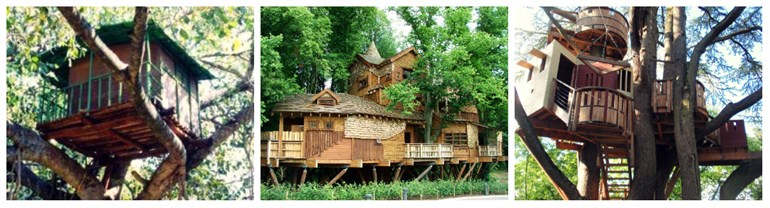 7. Treehouse