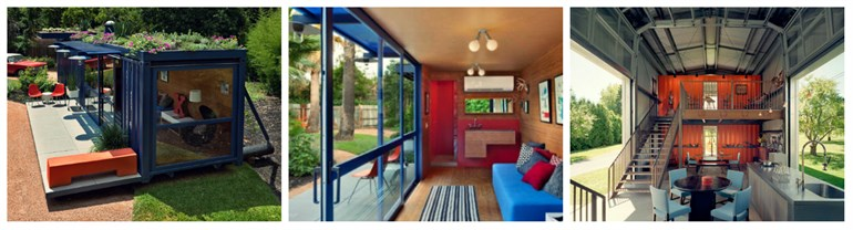 12. Container House