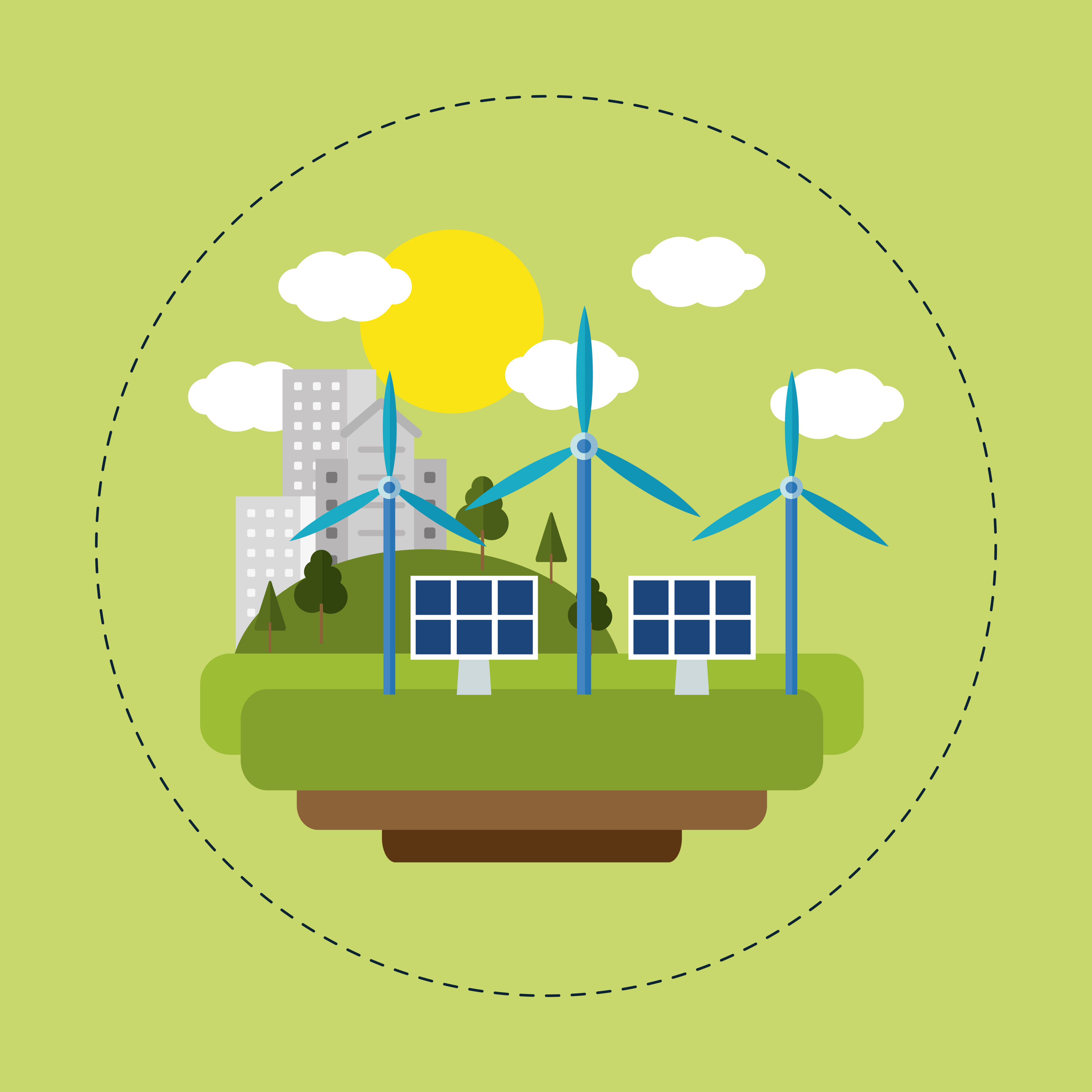 Can We Transition To 100 Renewable Energy Greenmatch