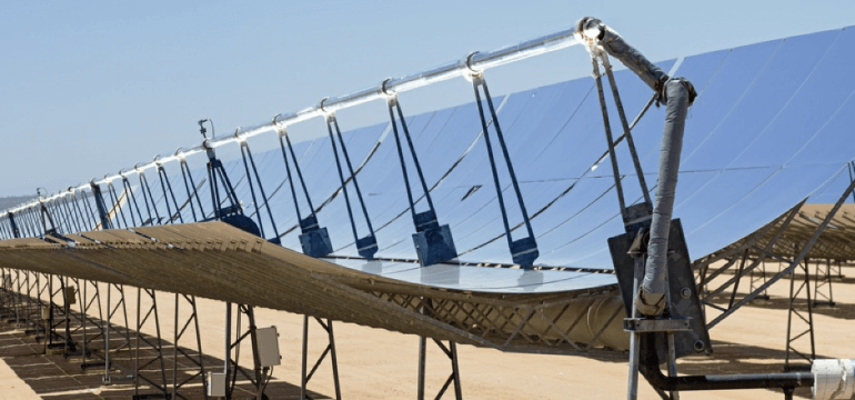 Concentrated Solar Cell