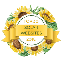 Top 30 Solar Websites 2018