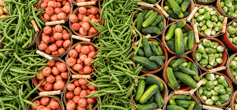 Image of veggies