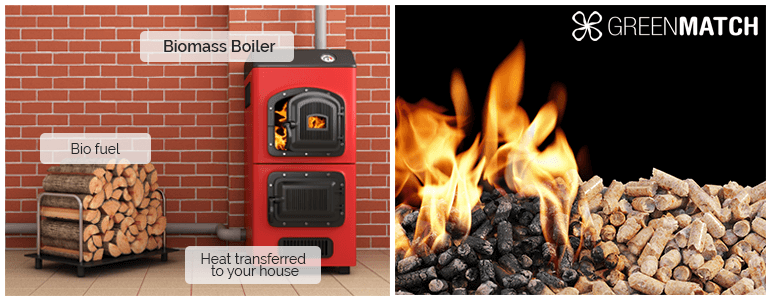 Biomass boiler cost - cheaper option for heating your house with bio fuel