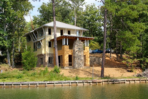 Passive House , Lake Martin USA