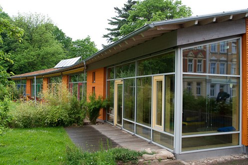 Passivhaus In Dresden From 2010