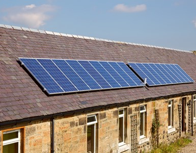 Solar Panels in Scotland