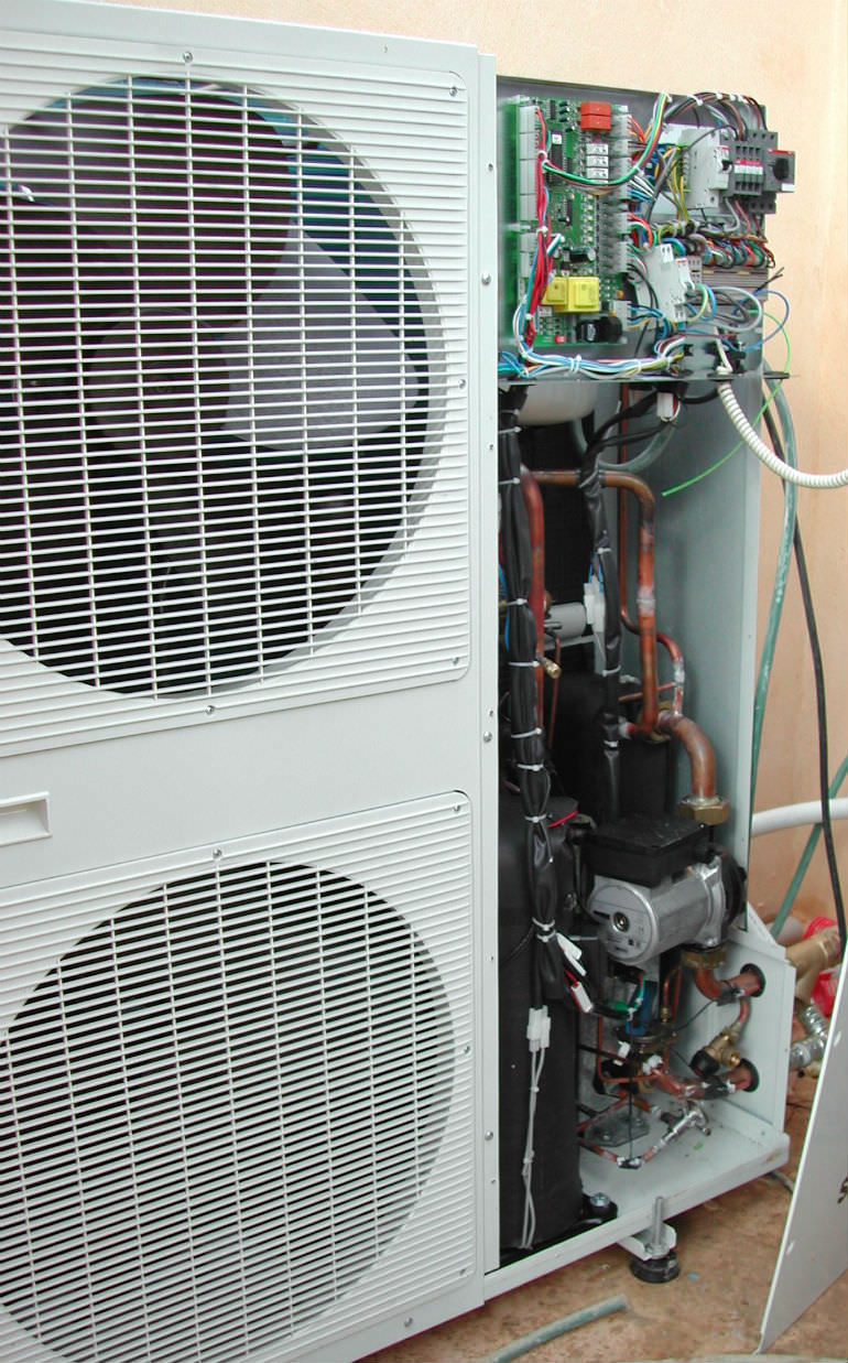 Air Vs Ground Source Heat Pumps Greenmatch